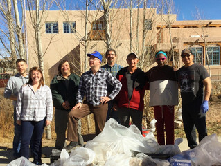 Cleaning Up the Santa Fe River