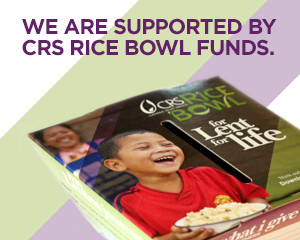 Thank You Rice Bowl Fund!