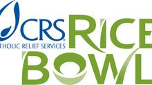 St. E's awarded CRS Rice Bowl Grant