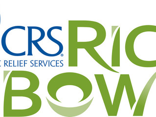 St. E's awarded CRS Rice Bowl Grant