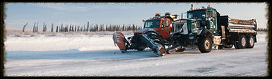 Ice Road Construction and Maintenance