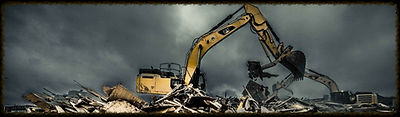 Demolition and Site Remediation in Inuvik