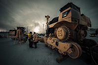 Heavy Equipment CAT D10 Inuvik Northwind