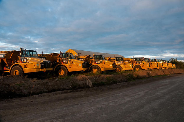 Road Construction Tires and Auto Repair in Inuvik