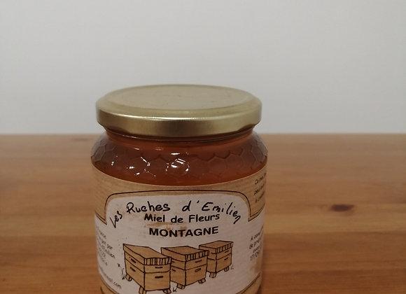 Miel Fleurs de Montagne - 500g