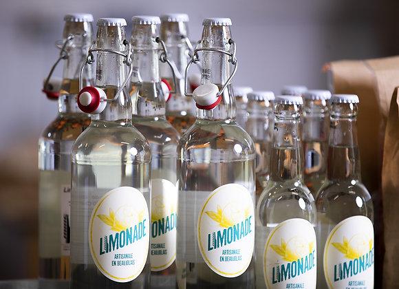Limonade artisanale - 75 cl