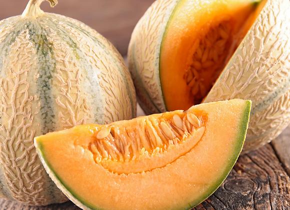 Melon charentais jaune - La pièce