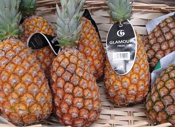 Ananas avion - La pièce