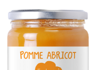 Compote Pomme Abricot - 620g
