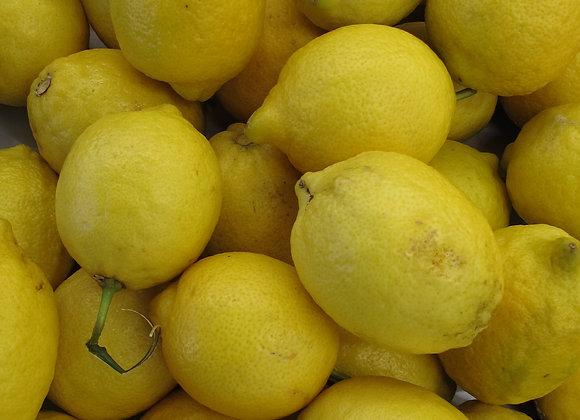 Citrons BIO - La pièce