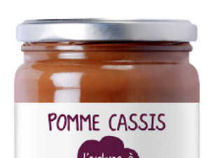 Compote Pomme Cassis - 620g