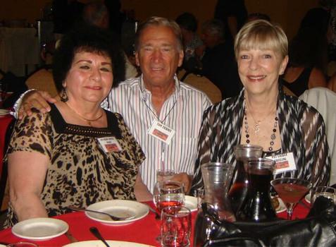 Tom, Ann Marie & Pat