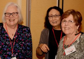 Paula, Lynda Araki (1962) & Rosemary.  They all lived on the same street growing up in Levittown.
