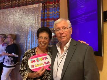 Louise Denardo & Steve Ross