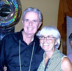 Russ Mullroy and Sue Amrhein Mulligan