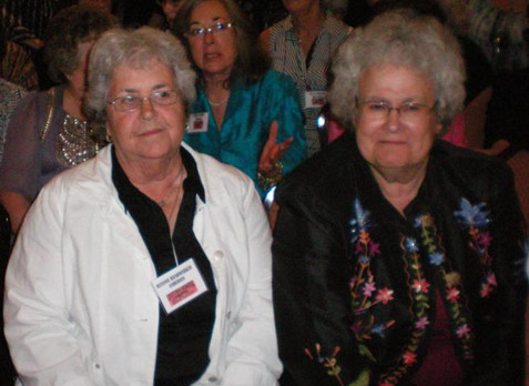 Sue and Barbara