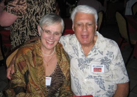 Valerie and Joe Garofalo