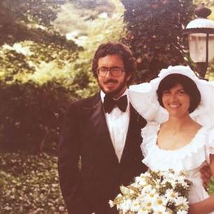 Susan (Amrhein) and John Mulligan June 19, 1976
