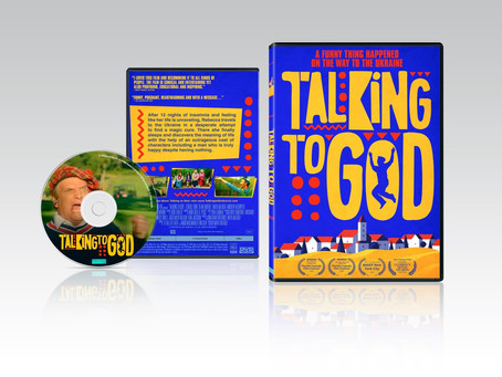 Just in time for Thanksgiving! Talking to God will be AVAILABLE on itunes, amazon Nov. 24th!!!