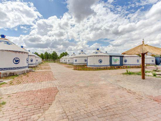yurt holiday park