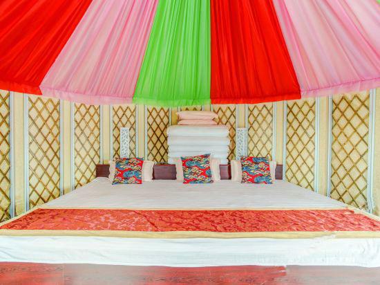 modern design yurt