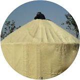 modern yurt inside liner facbric cover.j