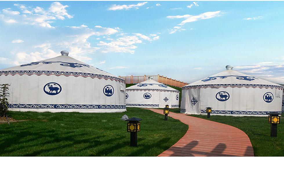 yurt holiday park photo