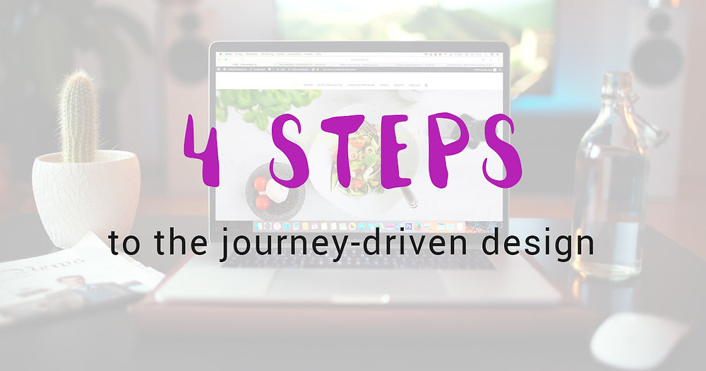 4 steps to the journey-driven design