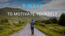 8 ways to motivate yourself