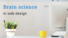 Brain science in web design
