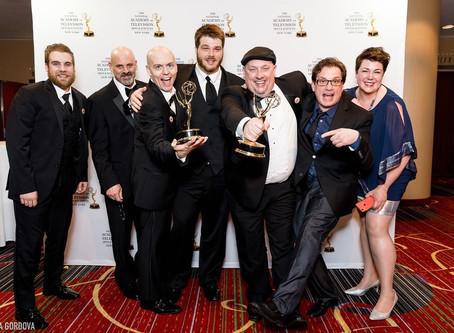 Emmy Double Whammy