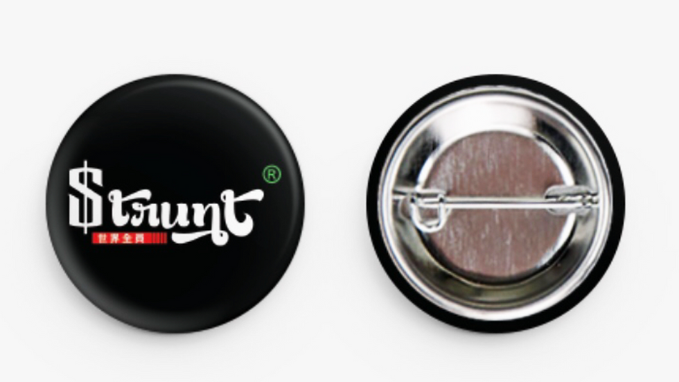 $trunt Pin
