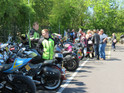 Riders and bikes