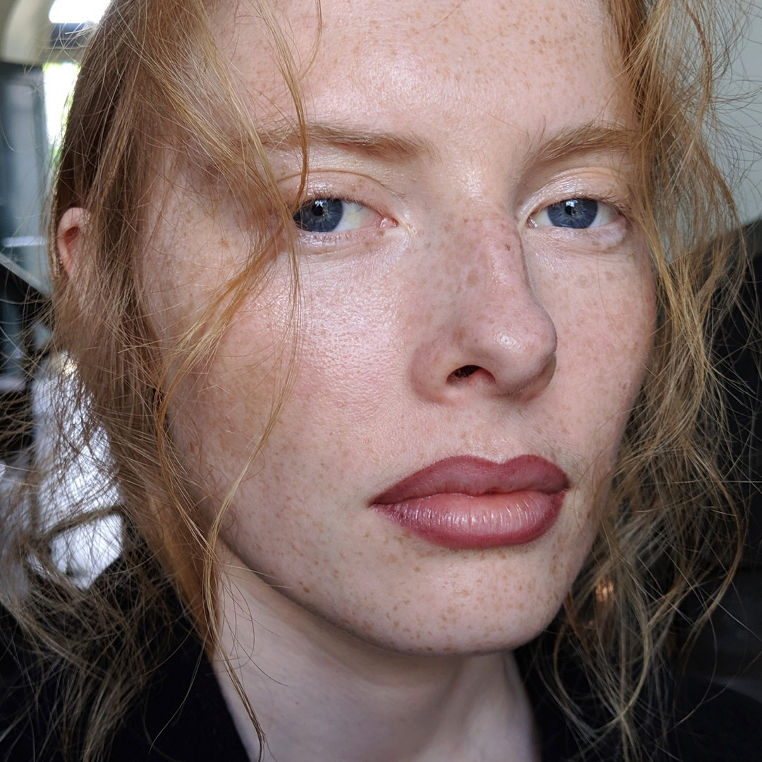 HAIR Sandra Hahnel  MAKEUP Charlotte Fitzjohn