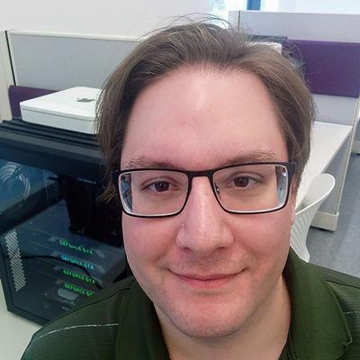 Robert DiBiano, Vice President of Engineering