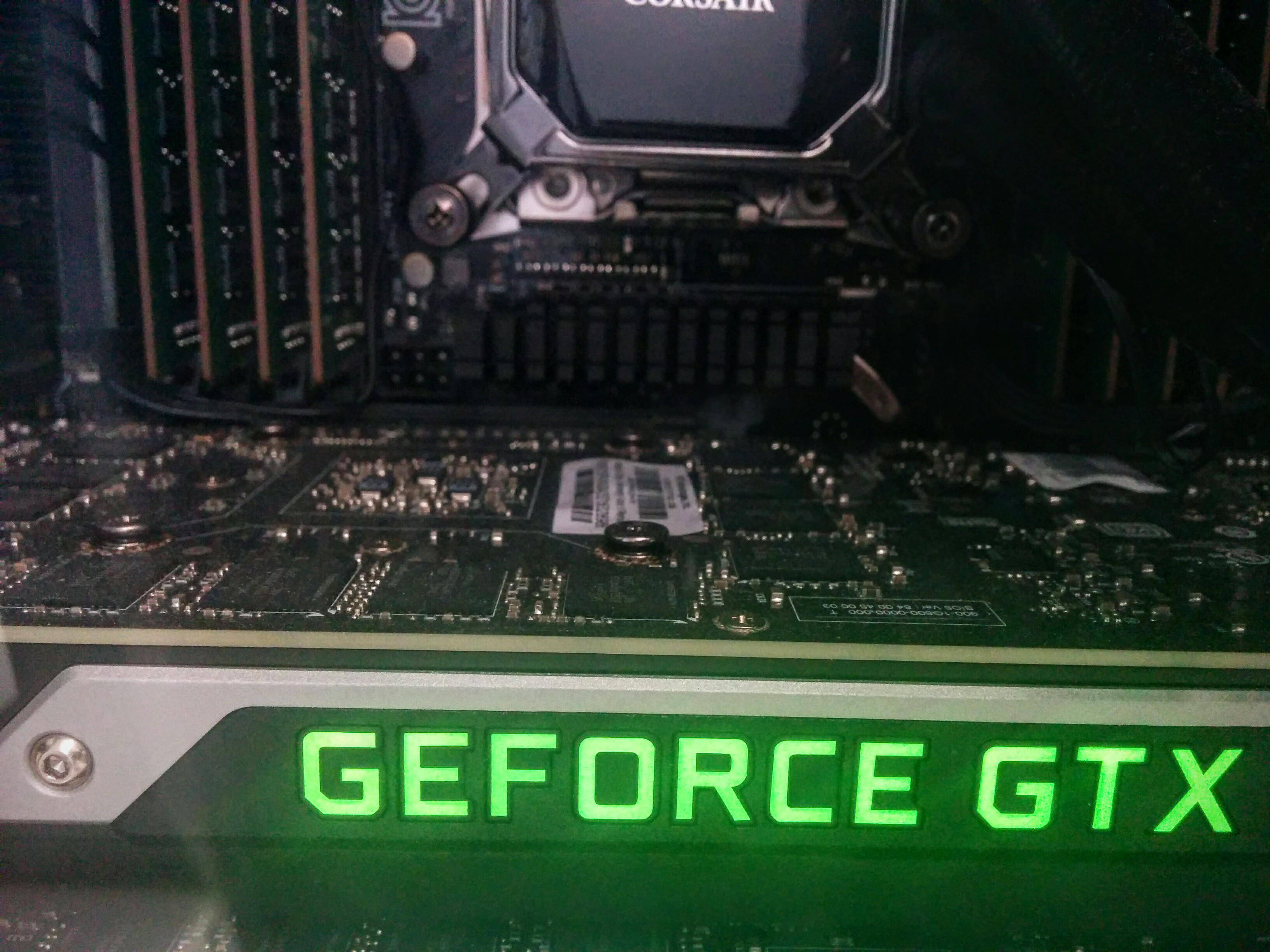 GPU circuit boards