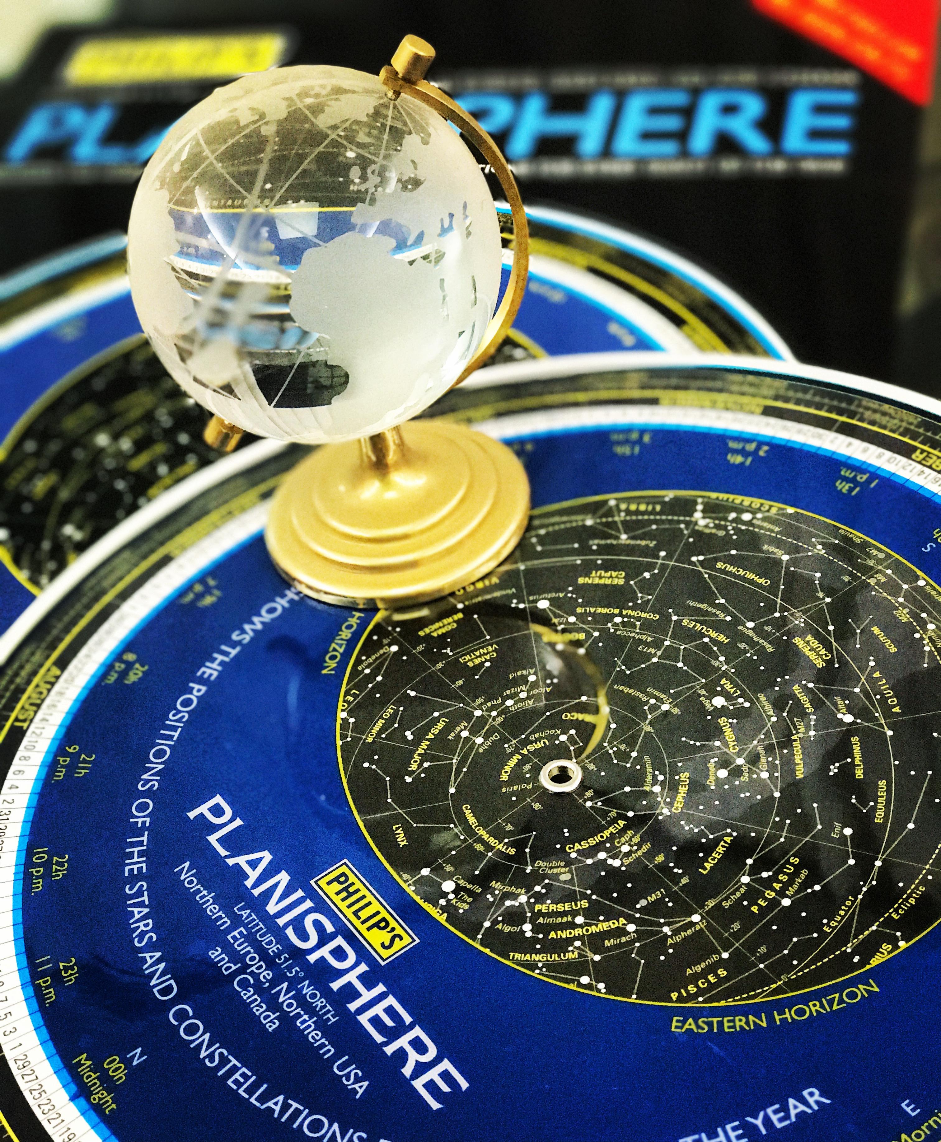 Planisphere Printing