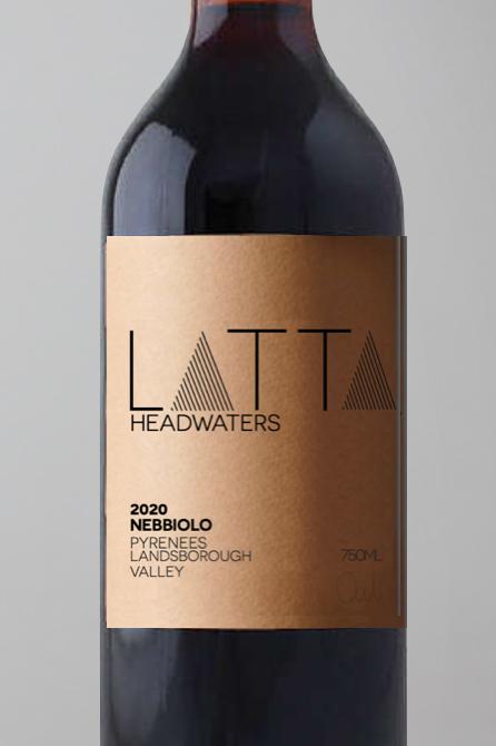 HEADWATERS 2020 Nebbiolo