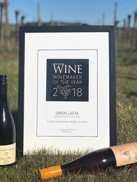 GT Wine Young Winemaker 2018
