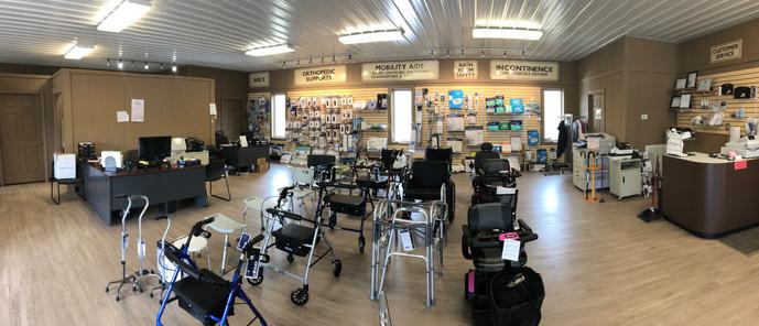 Vann Showroom