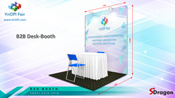 VnOPI_B2B Desk Booth Layout