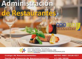 ADMINISTRADOR DE RESTAURANTES NORMA NTE-INEN 2 436:2008