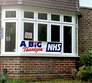 Window on the world for the NHS