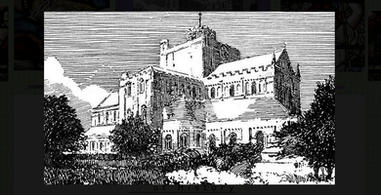 01: The Norman Abbey at Romsey Hampshire.