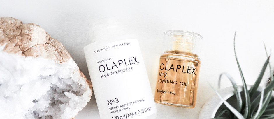 Bond with Olaplex