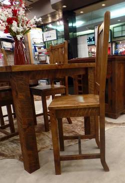 Custom Alder Dining Chair