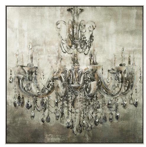 """Old World Luxury"" Framed Wall Art"