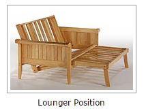 Futon Lounger