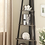 Thumbnail: Corner Driftwood Bookcase