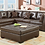 Thumbnail: Bonded Leather Sectional